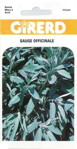 Sauge officinale sachet  2 g