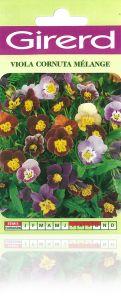 Viola cornuta mélange sachet 0,5 g