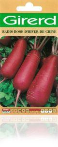 Radis rose d'hiver de Chine sachet  10 g