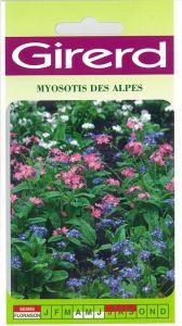 Myosotis des Alpes en mélange sachet  1 g