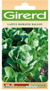 Laitue romaine ballon  sachet  4 g