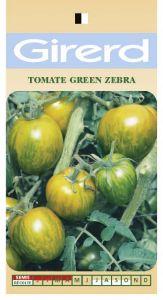 TOMATE Green Zebra Pqt   1 g
