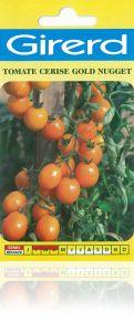 Tomate jaune gold nugget sachet 0,2 g