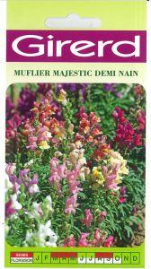 Muflier demi-nain Majestic sachet  1 g