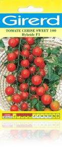 Tomate cerise sweet 100 sachet 0,12 g
