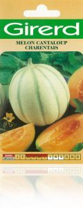 Melon Charentais sachet  3 g
