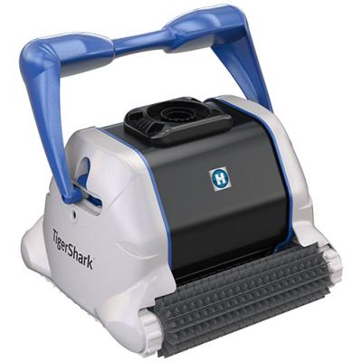 Hayward TigerShark Foam QC Automatic Robot Pool Cleaner - Optional 90 Minute Quick Cleaning