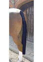 Padded Horse Tail Guard with Tail Bag